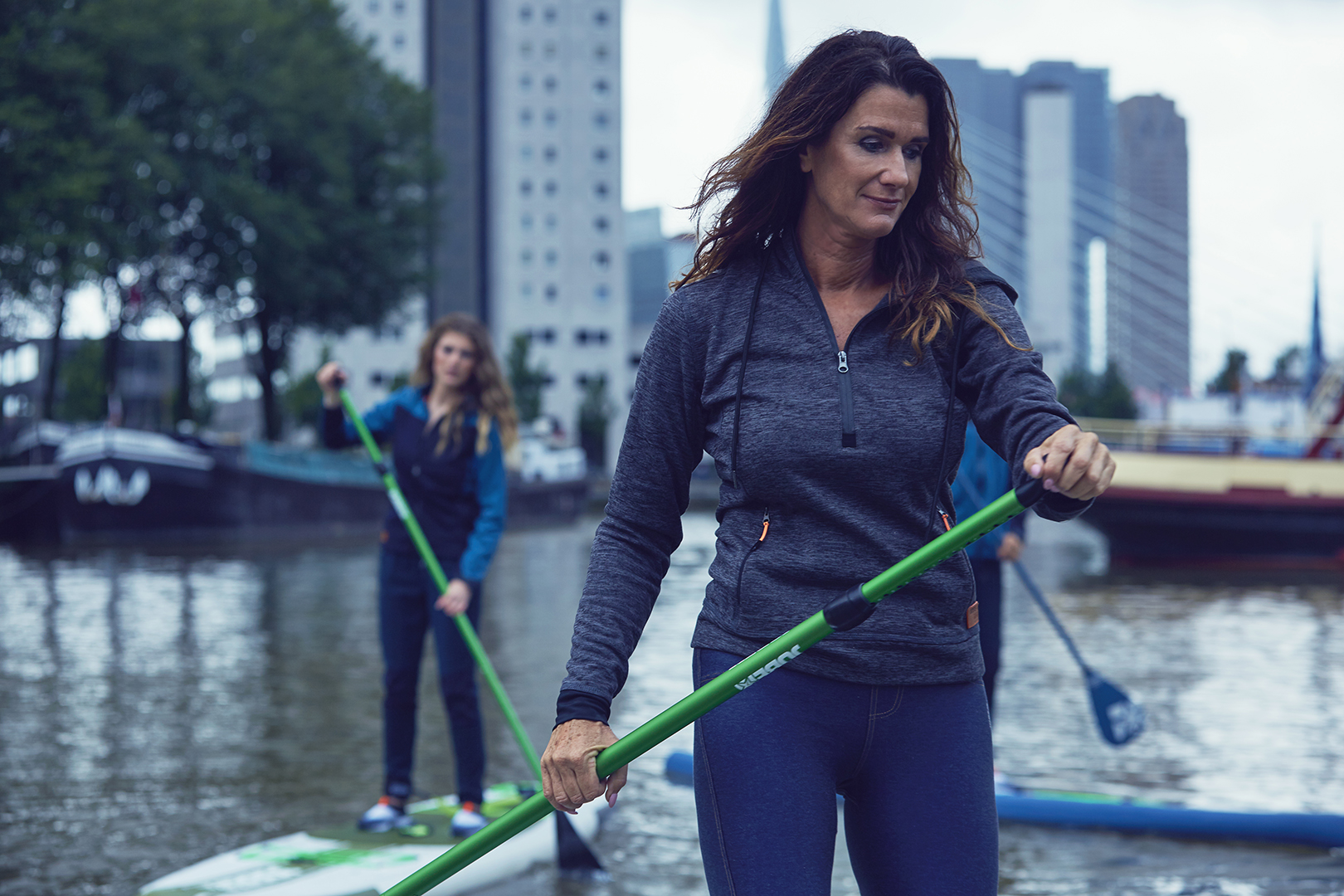 SUP-talk: Master your paddle stroke like a pro