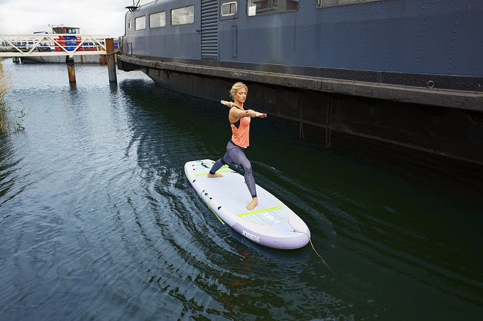 Why SUP works for everyone who wants to get fit