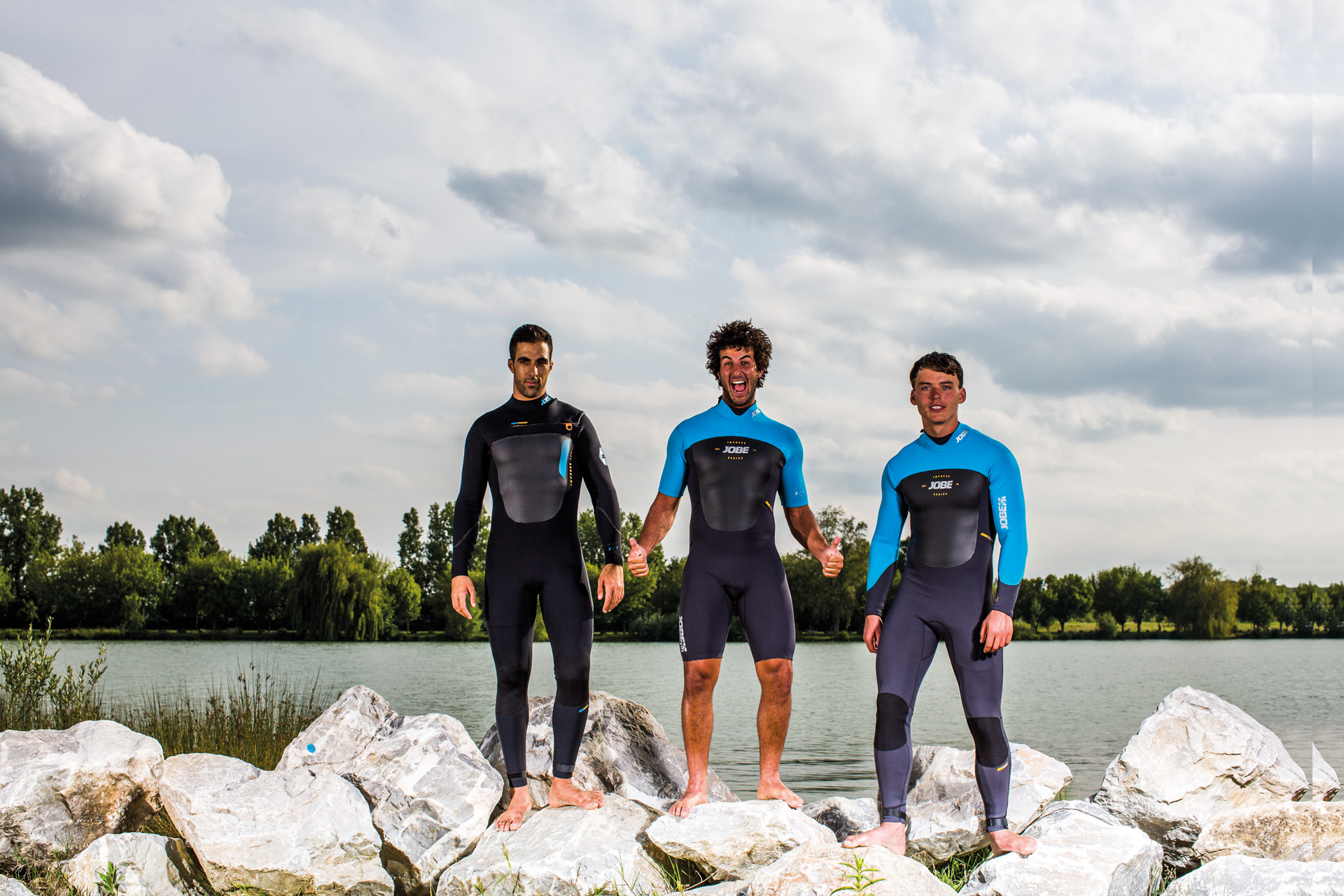 Product Highlight: Impress wetsuit 2015