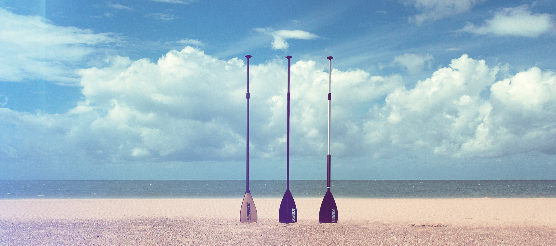 Step up your SUP game with the carbon paddle!