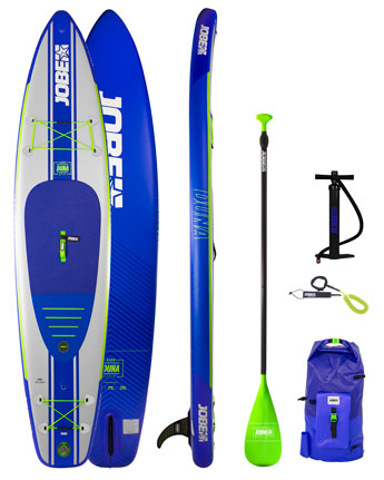 The lightest inflatable sup boards on the market.