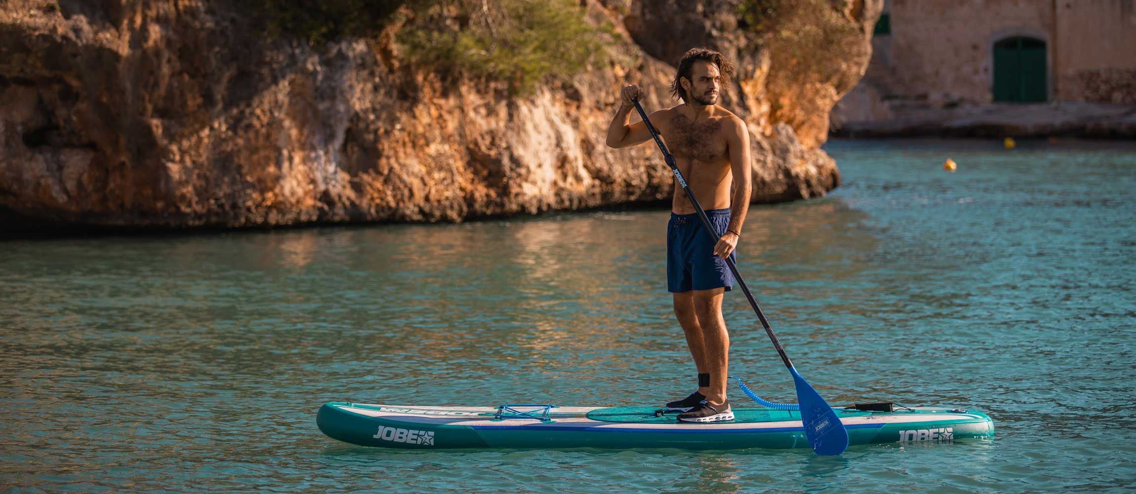 Jobe inflatable paddle board