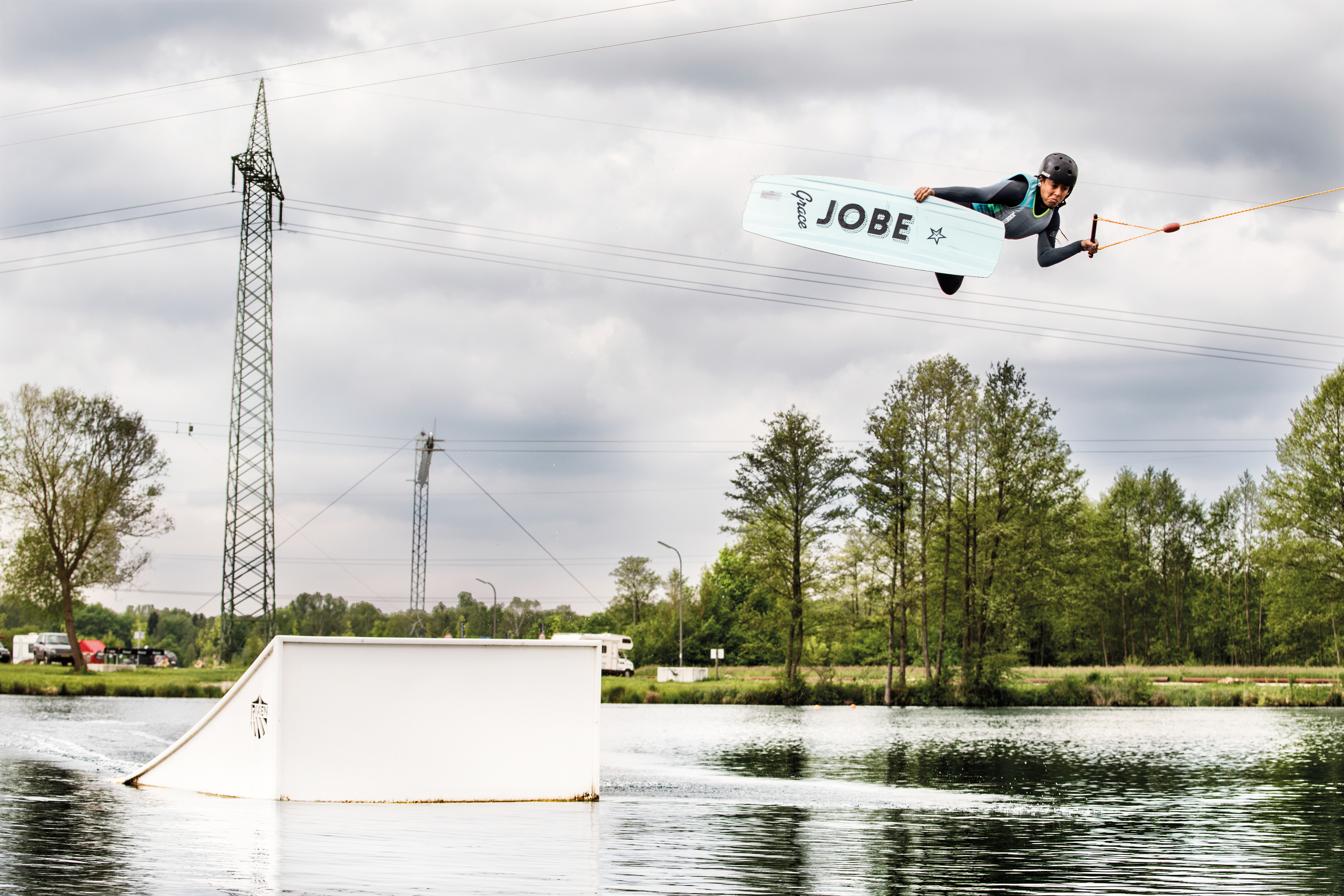 Find your perfect wakeboard stance