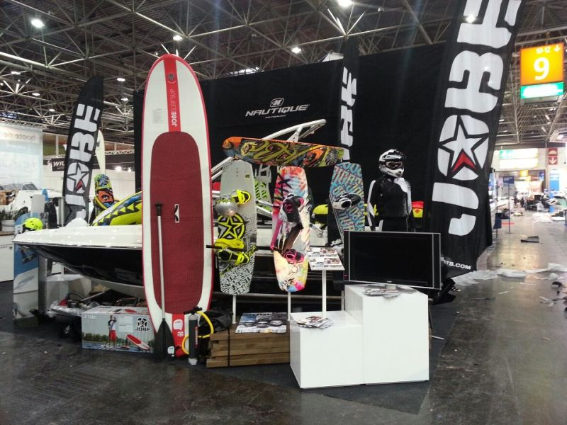 Report first day of Boot Dusseldorf