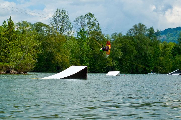 New kneeboard trick: The Backflip