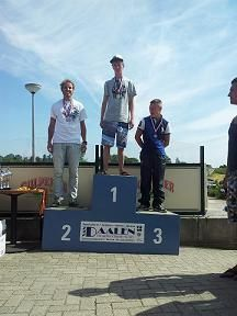Mathijs Zielman Dutch Barefoot Champion