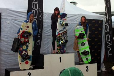 Jobe wakeboard rider Chloe Mills wins World Title