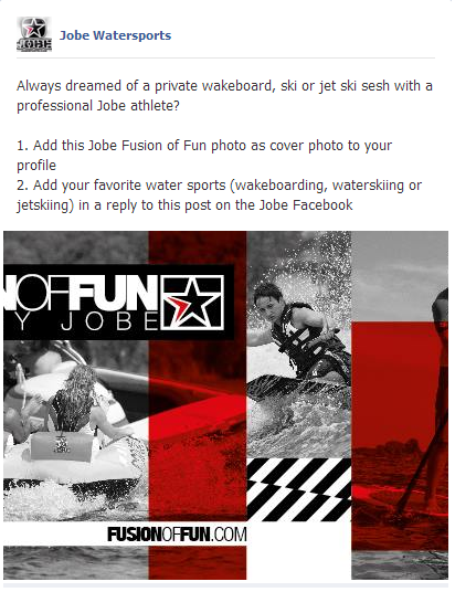 Win a private session with a Jobe PRO!