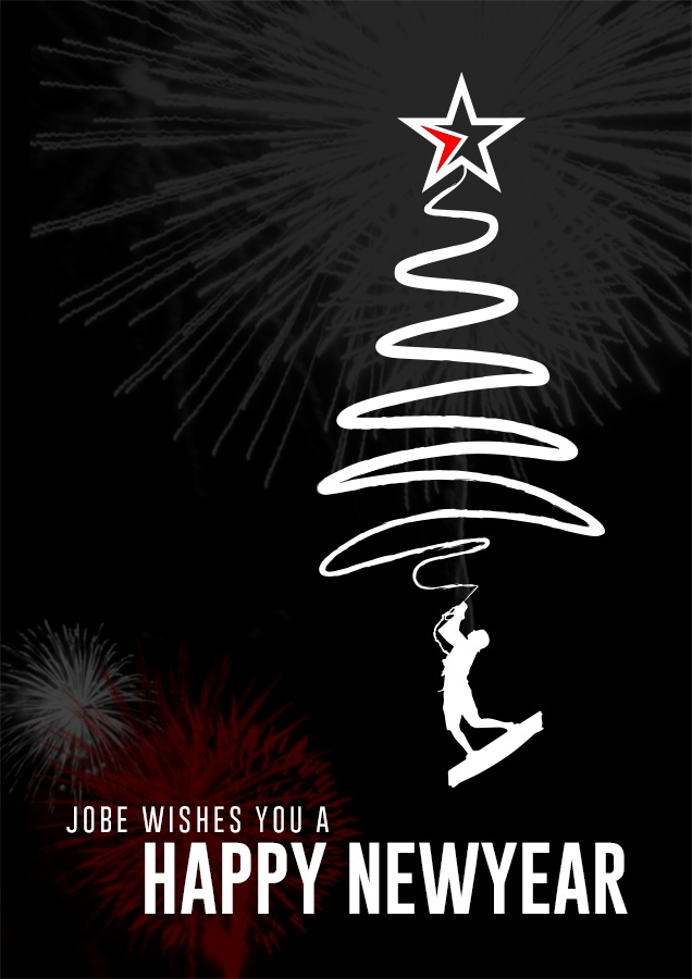 Jobe boating wishes you a Happy New Year!