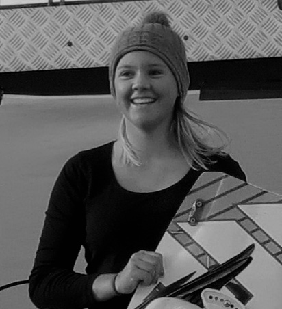Meet Jobe's newest team member: kiter VERA KLABBERS