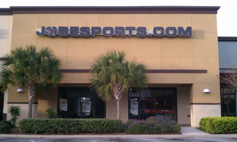 This weekend: Jobe Sports Grand Opening in Florida!