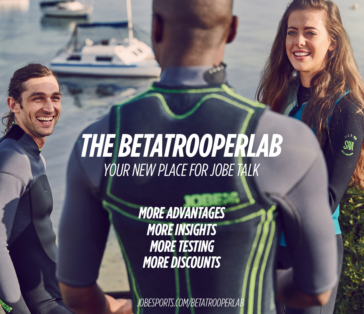 The Betatrooper lab