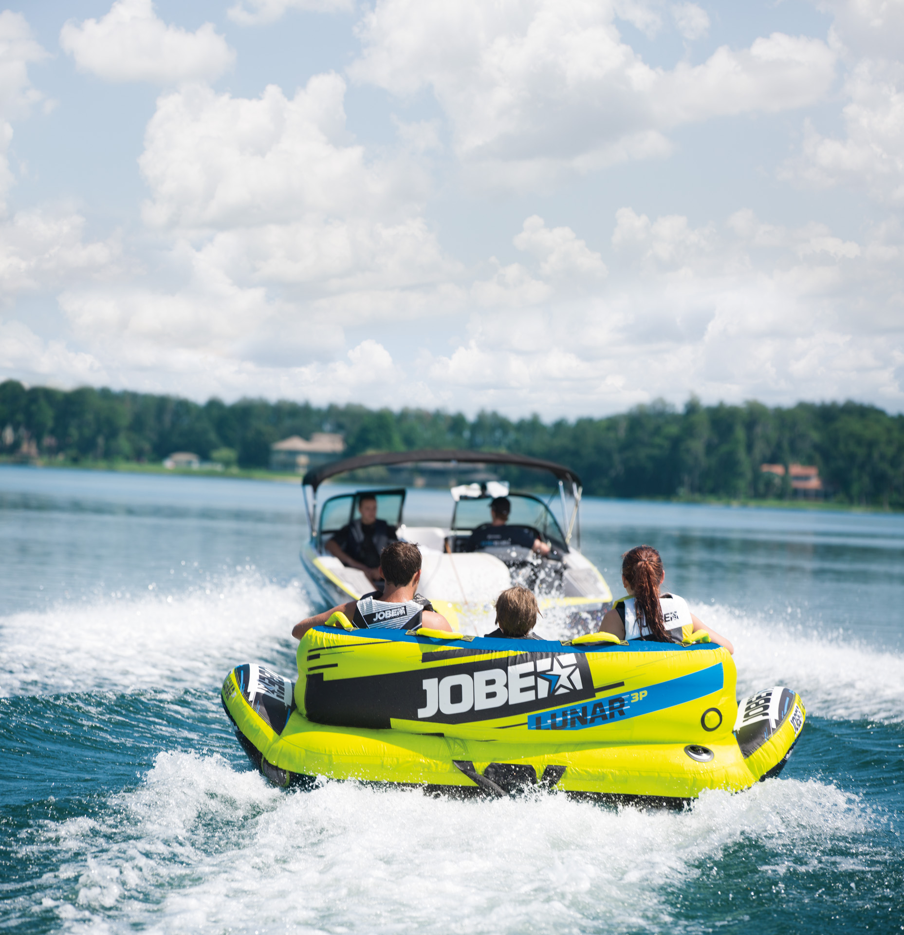 Endless fun with the Jobe Lunar!