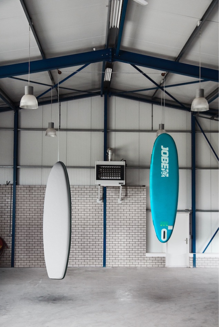 Heat Bonded Technology – Warm SUP
