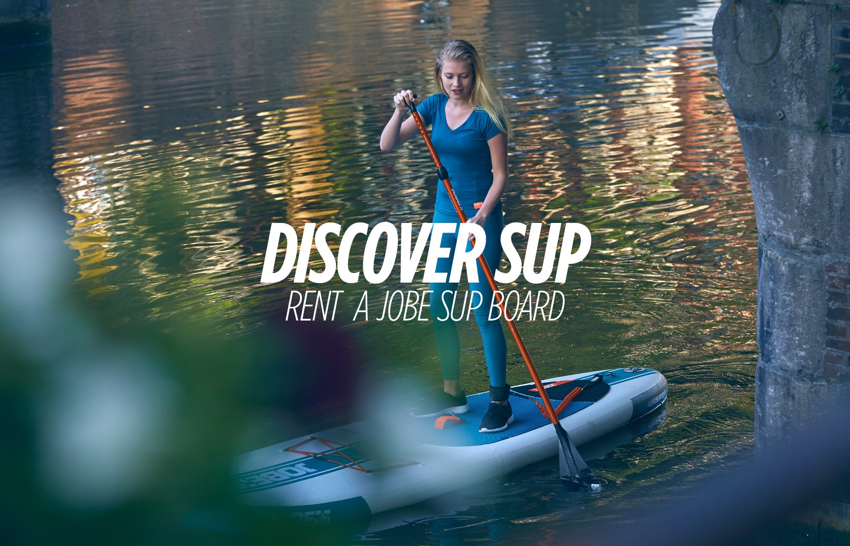 Jobe SUP introduces