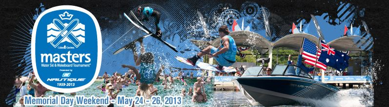 Jobe @ 54th Masters Wakeboard & Waterski Tournament