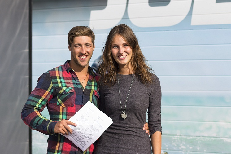 Jobe signs Paul Johnston for the International Wakeboard boating team!
