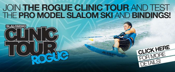 This weekend: the Jobe Rogue Clinic Tour!
