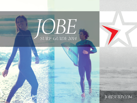 Jobe PWC & Surf guide - Online versions RELEASED SOON
