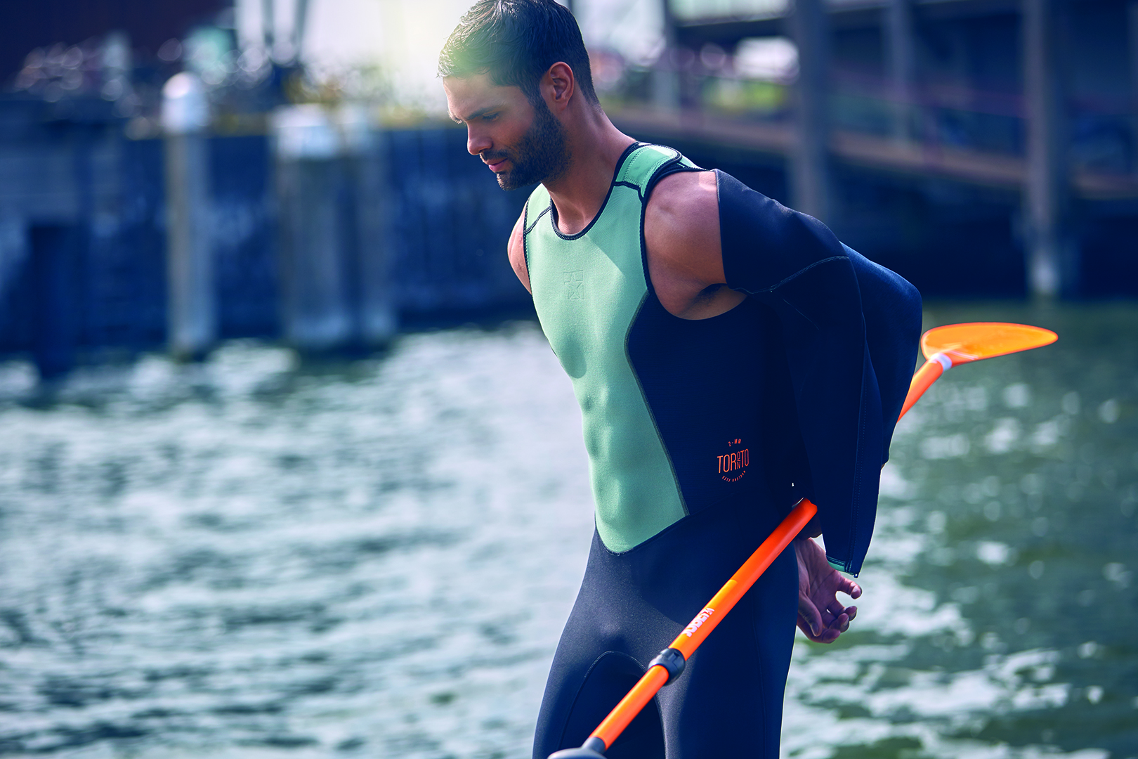 Your SUP-workout partner