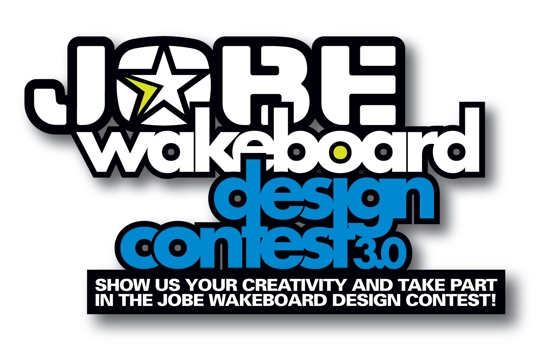 Design your own Jobe wakeboard!
