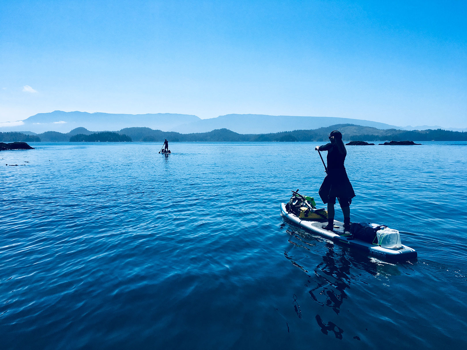 A story of an adventure to the remote Broughton Archipelago