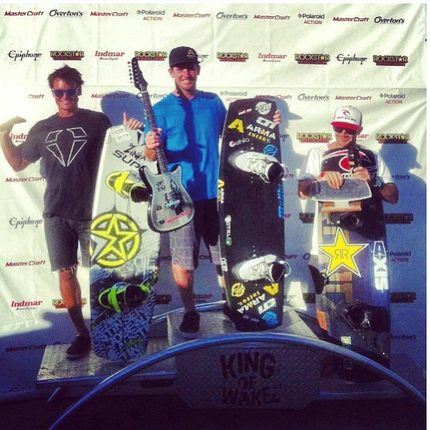 Austin Hair takes 2nd place @  the Pro Tour Stop in California