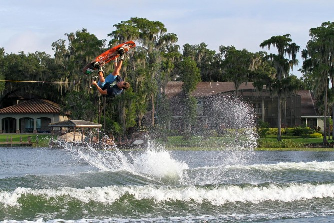 Wakeworld interview with Jobe rider Austin Hair