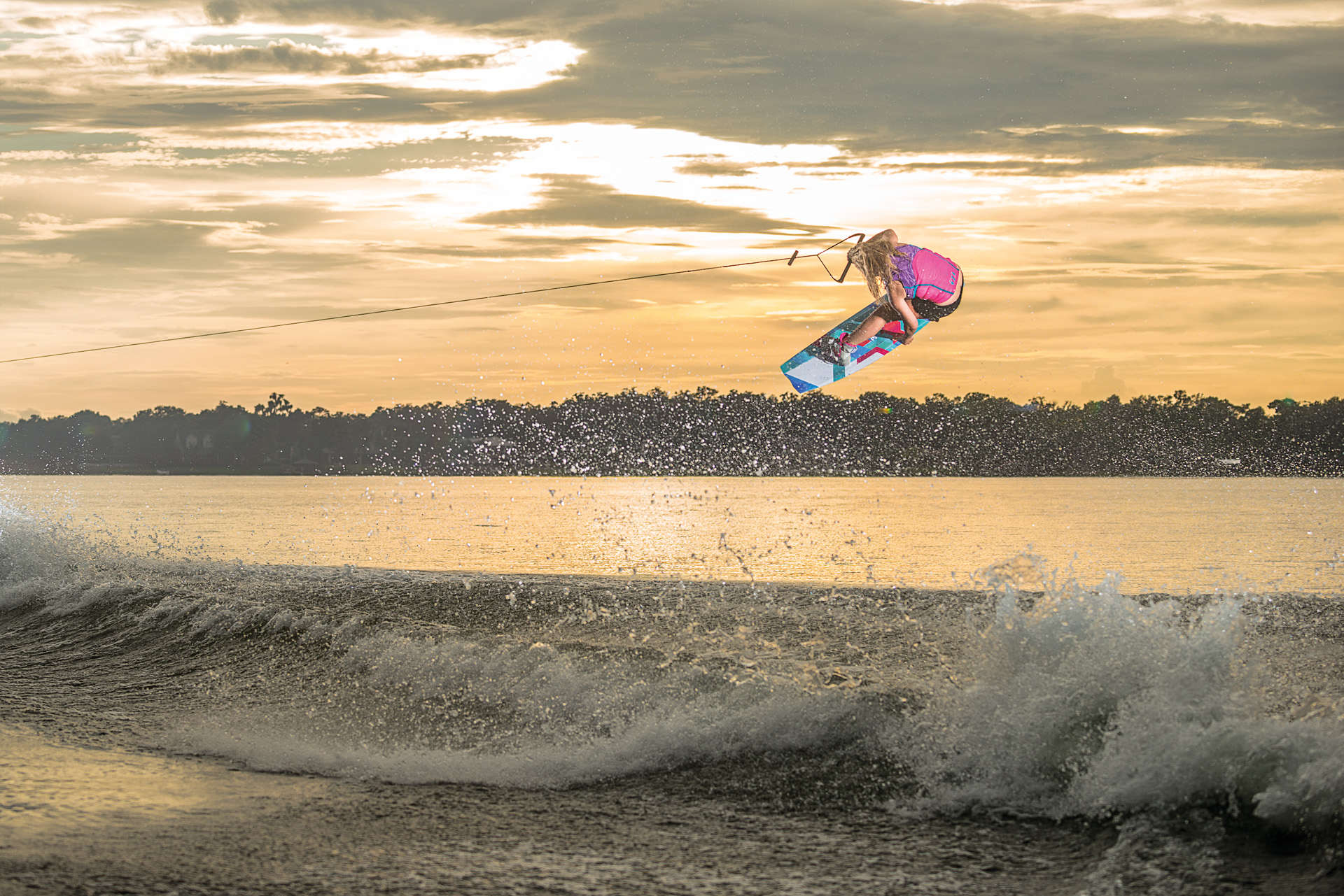 Product highlight: Charm Wakeboard Series
