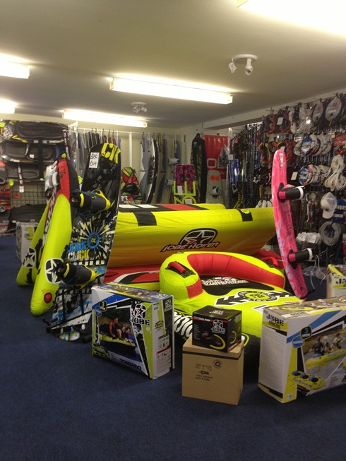 Jobe dealer Craig Cohoon Watersports