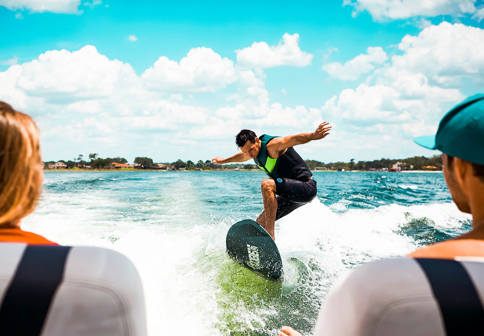Expert talk: the key to a comfortable watersports life vest