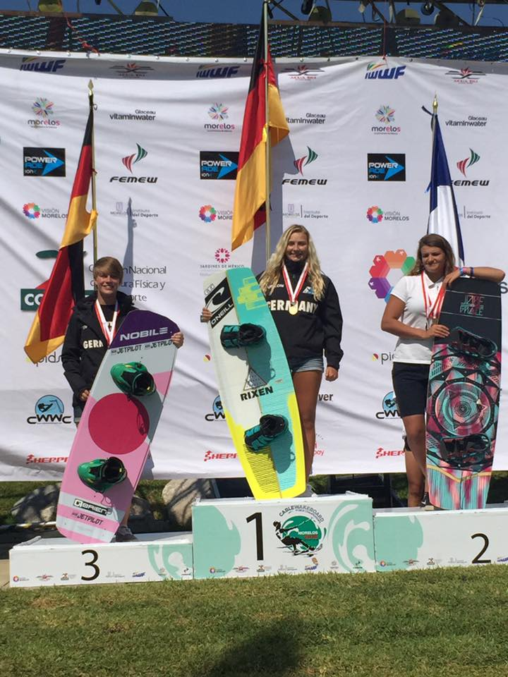 Jobe's update winners IWWF world cable championships