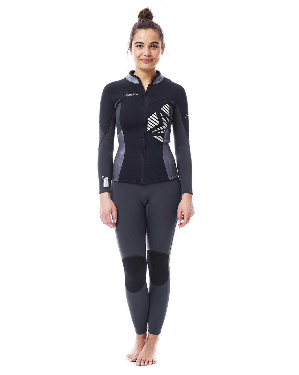 No winter blues here: The Jobe SUP-wetsuit collection 2017