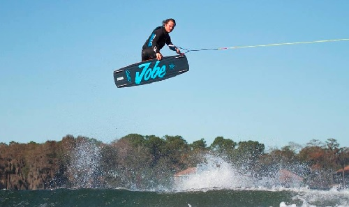 The Jobe Wakeboard team!