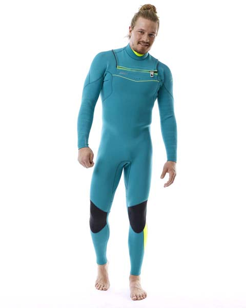 The perfect wetsuit for your weather conditions & temperatures
