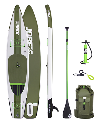 A closer look: The 12.6 Neva inflatable SUP board '17