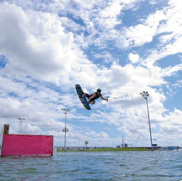 Interview with Pro wakeboard rider CK
