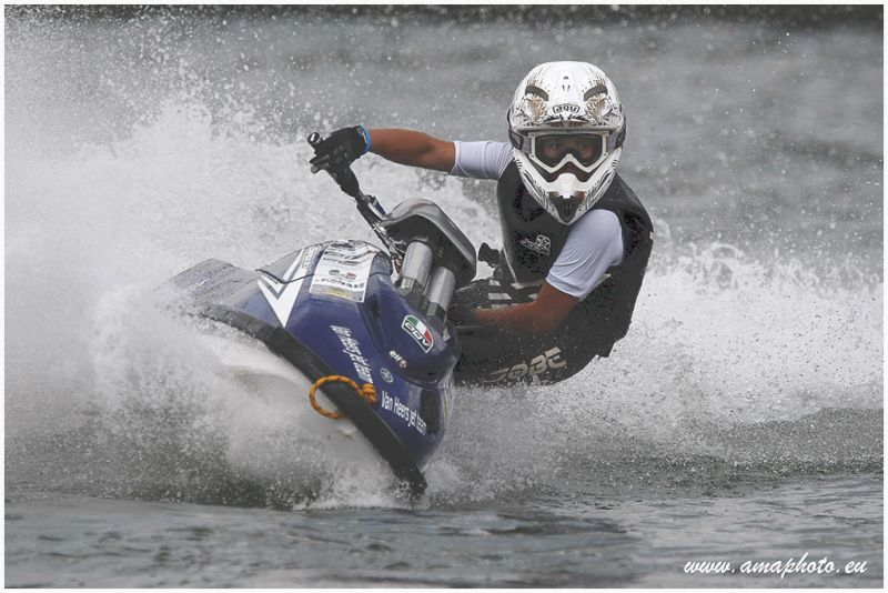 Jobe Jet skiers in the race part 2!