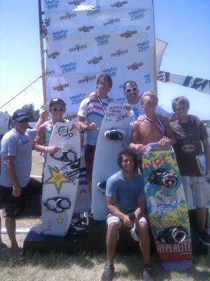 Jobe rider Austin Hair wins US Wakeboard Nationals!