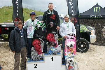 Good results Jobe / Jstar riders at the International Board Battle Tourstop