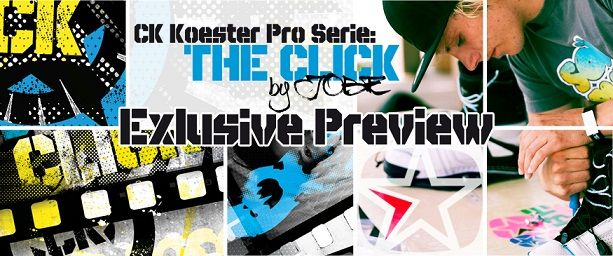 Christian Koester's CliCK Serie Sneak Preview