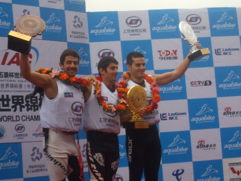 Jobe Jet skier Christopher Courtois becomes 2nd in the Worlds!