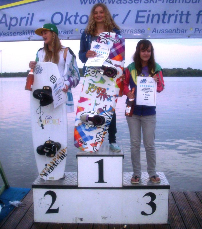 Jobe wakeboard talent wins German National Championships!