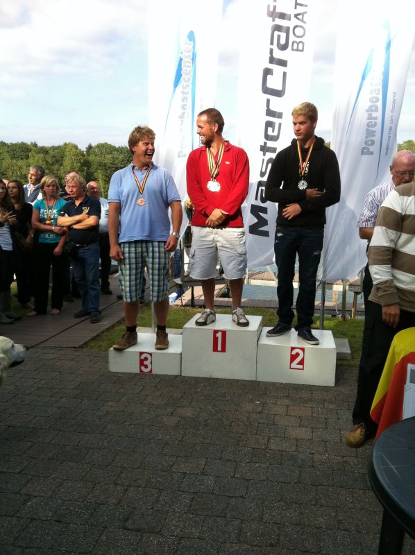 Jobe Skier 2nd at Belgium Nationals