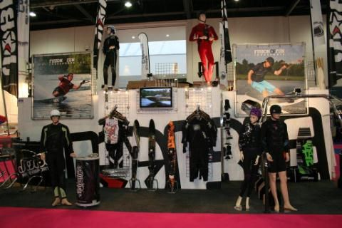 London Boat Show was a great success!
