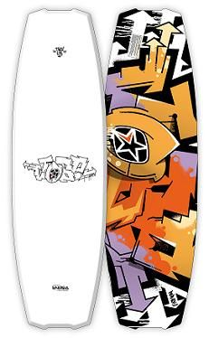 And the winner of the Jobe Wakeboard Design Contest is