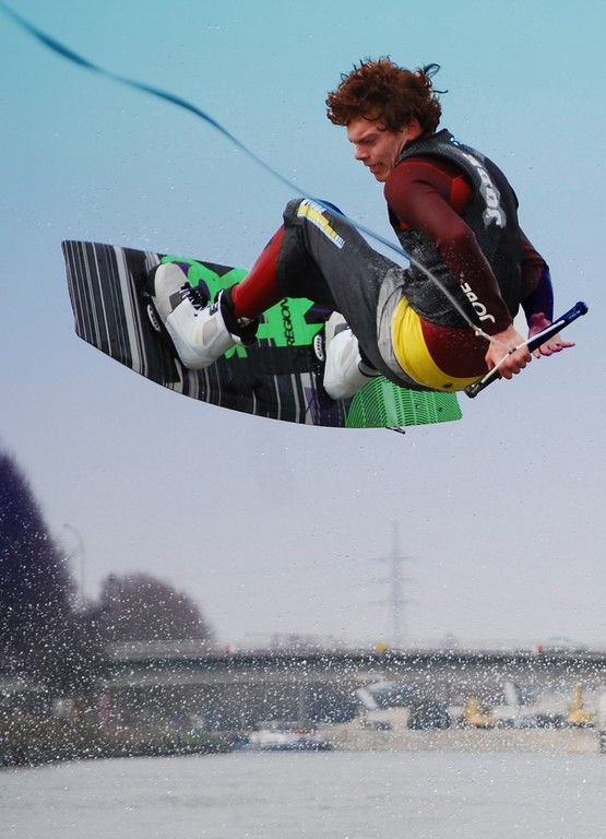 Jobe riders @ the Tigé Wakeboard Tour, France