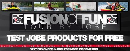 Visit a Jobe Fusion of Fun Tour Stop this weekend!