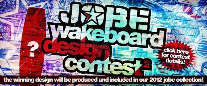 The Jobe Design Contest!