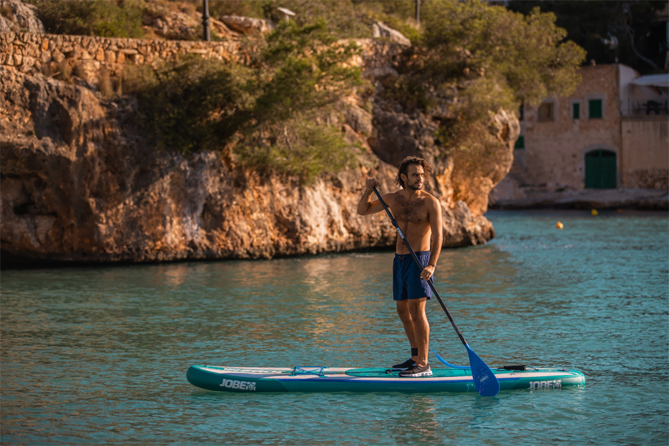 5 reasons why Stand up Paddling is the perfect activity for social distancing